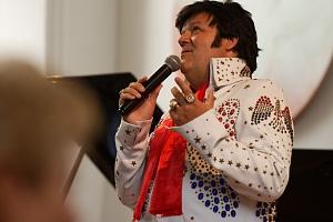 Elvis alias Markus C. King